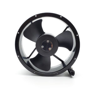 Haas Spindle Fan - 36-3035c/93-0611 Direct replacemnet for spindle motor fan in Mill and lathes. Includes plug with 24 inch cable