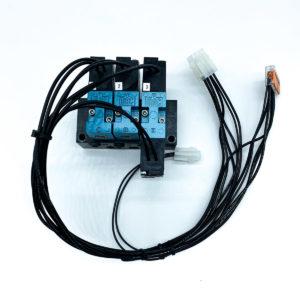 Haas Gear Box Solenoid High Gear Low Gear Pre-charge Orientation - 93-5650a