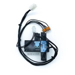 Haas Gear Box Solenoid High Gear Low Gear Pre-charge 32-5650b 93-3644 93-3147a