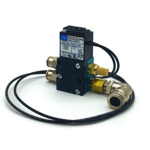 Side Mount ATC Pocket up Down Solenoid Direct replacement for VF1, VF2, VF3, VF4, VF5, VF6, VF7, VF8, VF9, VF10, VF11 EC400 EC500 VS1, VS2,VS3 32-5660