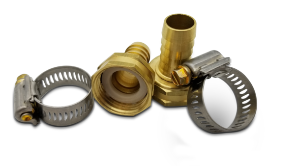 Coolant Hose fittings 1/2 and Coolant Hose fitting 5/8